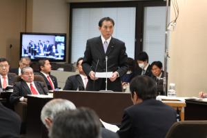 「県営住宅への障害者のグループホーム設置、しっかり検討」予特で上田知事