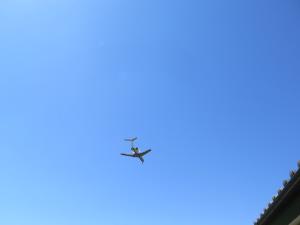 航空自衛隊入間基地調査と平和委員会との懇談