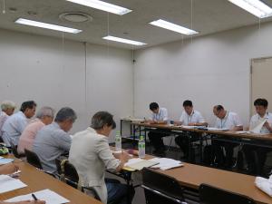 臨時教職員の待遇改善を―「改善をすすめる会」が県と懇談