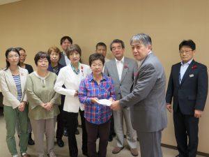 県立小児移転で地元説明会を 連絡会が県に要望