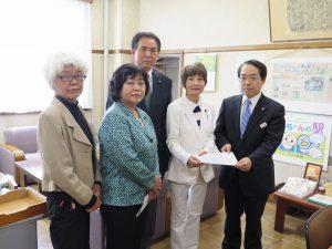 無料低額宿泊所の指導強化求める 県へ申し入れ