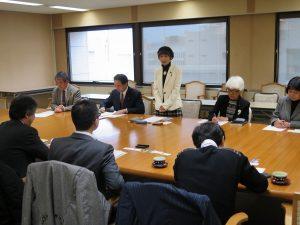 ブラック企業をゆるすな!埼玉県若手弁護士と懇談1