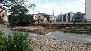 台風9号による被災者の支援を急げー入間市の被害