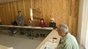 林業生産量90万tへ!高知県森林組合連合会長と懇談。高知視察④