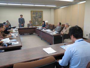 高知県産業振興計画視察②ー高知県議会へ