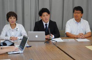 南5区県議補選の候補者を発表!
