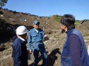 埼玉・小鹿野町で大規模な土砂崩れー大きな損害に途方にくれる住民