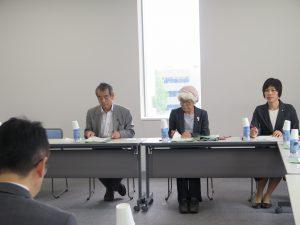 LGBT差別禁止に関する条例 茨城県庁視察