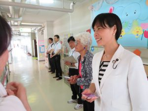 手話通訳者の加配をー県立大宮ろう学園を視察