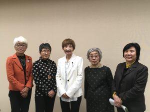 「女性県議と話しましょう。」埼玉婦人問題会議が、懇談を呼びかけ