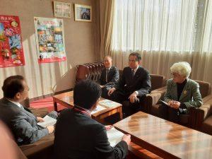 「高齢者医療費、最も少ない町」埼玉県小鹿野町の保健センター視察