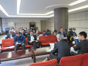 埼玉県の病院を守ろう――社保協が公立・公的病院再編統合問題、県立病院独法化、リハセン独法化問題でレク