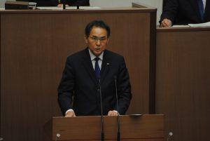 村岡まさつぐ県議が一般質問を行いました。