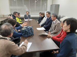 県総合リハビリテーションセンターの充実を、障害者団体求める