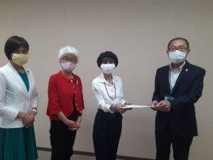 新型コロナウイルスにより危機に瀕する文化・芸術の支援に関する申し入れ