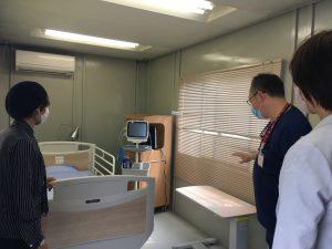 PCR検査、無症状者に積極的に実施を 守屋県議一般質問②