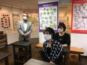 子どもたちに安全な給食で笑顔を――埼玉県学校給食会視察