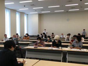 県議団、省庁に要請④「少人数学級を、特別支援学校に設置基準を、埼玉県立大学に医学部を」