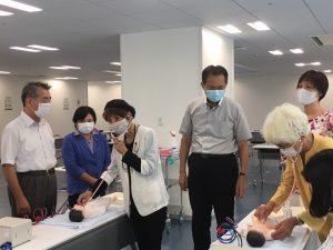 医師不足の解消を!埼玉県総合医局機構視察