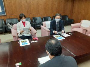 2050ゼロカーボンへ!気候非常事態宣言の長野県視察