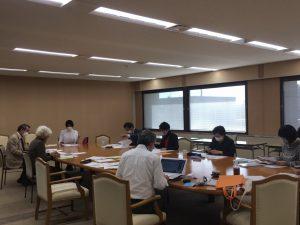 児童養護施設内の虐待防止へー県議団学習会