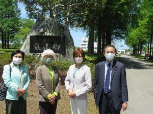誰一人取り残さない社会を――埼玉県立の社会福祉施設である嵐山郷視察