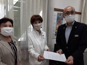 埼玉県次期5か年計画大綱に意見提出ー公衆衛生対策として保健所増設を