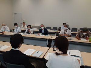 小川町メガソーラー計画、住民が関係省庁に危険性訴え