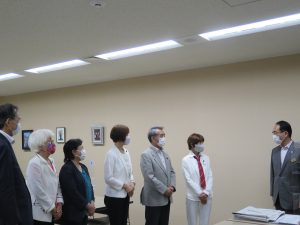 6月定例会 守屋裕子県議が知事提出議案に対する反対討論