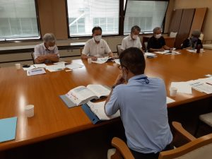 埼玉平和委員会が県と懇談「基地情報の提供を」