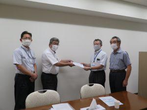 埼玉県緊急事態協力要請について 埼商連申し入れ