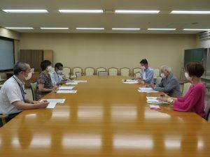 埼玉農民連 CSF(豚熱)に関する要請